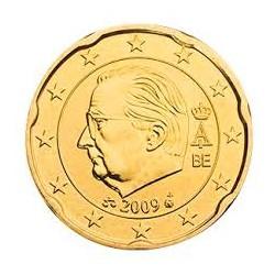Bélgica 2009 20 Céntimos S/C