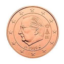Bélgica 2009 5 Céntimos S/C