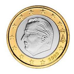 Bélgica 1999 1 Euro S/C