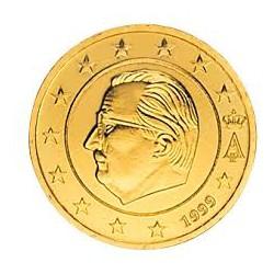 Bélgica 1999 50 Céntimos