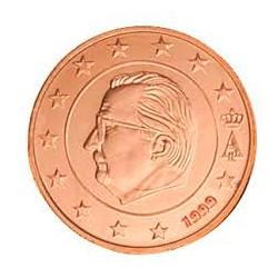 Bélgica 1999 5 Céntimos S/C