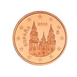 España 2014 2 Céntimos S/C
