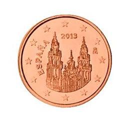 España 2013 2 Céntimos S/C