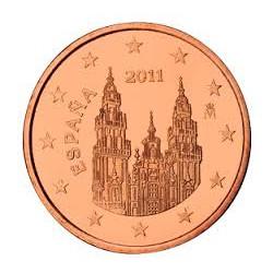España 2011 5 Céntimos S/C