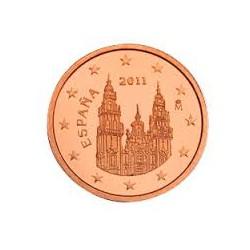 España 2011 1 Céntimo S/C