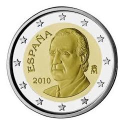 España 2010 2 Euros S/C