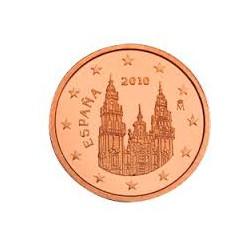 España 2010 1 Céntimo S/C