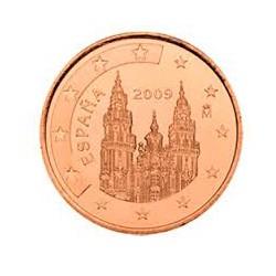 España 2009 2 Céntimos S/C