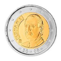 España 2008 2 Euros S/C