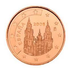 España 2008 5 Céntimos S/C
