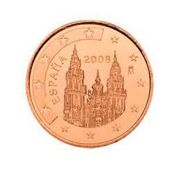 España 2008 2 Céntimos S/C