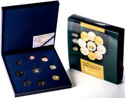 España 2017 Cartera Oficial 9 monedas PROOF