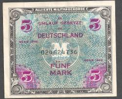 Alemania 5 Marcos PK 193 (1.944) MBC+
