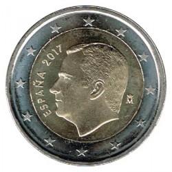 España 2017 2 Euros Felipe VI S/C