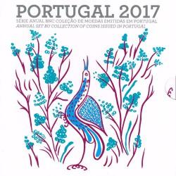 Portugal 2017 Cartera Oficial S/C