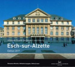 Luxemburgo 2017 Cartera Oficial S/C