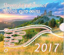 Eslovaquia 2017 Cartera Oficial S/C