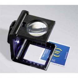 Cuentahilos LED de 5 aumentos