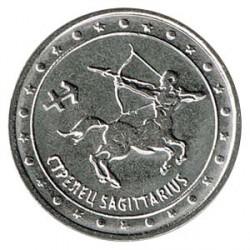 Transnistria 2016 1 Rublo. Sagitario S/C