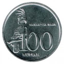 Indonesia 1999 100 Rupias S/C