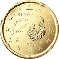España 1999 20 Céntimos S/C