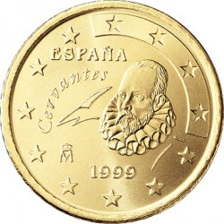 España 1999 10 Céntimos S/C