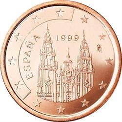 España 1999 2 Céntimos S/C