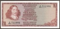 Sudáfrica 1 Rand Pk 116b (1.973) S/C