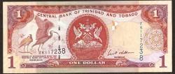 Trinidad y Tobago 1 Dólar PK 46 (2.006) S/C