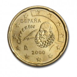 España 2000 20 Céntimos S/C
