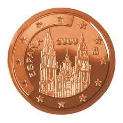 España 2000 5 Céntimos S/C