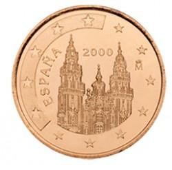 España 2000 2 Céntimos S/C