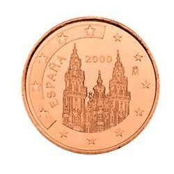 España 2000 1 Céntimo S/C