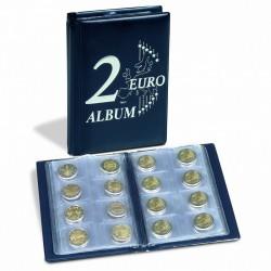 Álbum de bolsillo ROUTE 2-Euro para 48 monedas de 2 euros