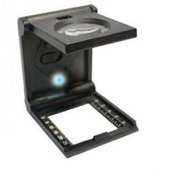 Cuentahilos, 5 aumentos, con LED
