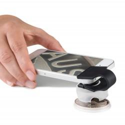 Lente macro PHONESCOPE de 60 aumentos, para smartphones
