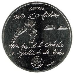 Portugal 2017 5 Euros El Futuro S/C