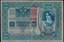 Austria 1.000 Coronas PK 59 (2-1-1.902) MBC-