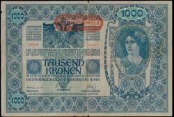 Austria 1.000 Coronas PK 61 (2-1-1.902) MBC-