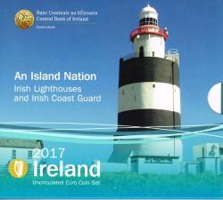 Irlanda 2017 Cartera Oficial S/C