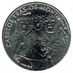 Portugal 2017 2´5 Euros Caretos de Trás-os-Montes S/C