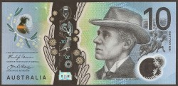 Australia 10 Dólares PK 58b (2.003) S/C