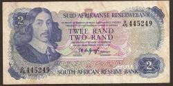 Sudáfrica 2 Rand Pk 117a (1.974) S/C-