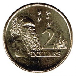 Australia 2017 2 Dólares S/C