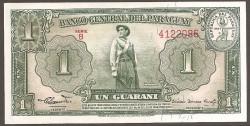 Paraguay 1 Guaraní PK 193b (1.952) S/C