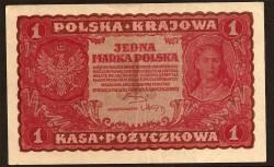 Polonia 1 Marek PK 23 (23-8-1.919) EBC