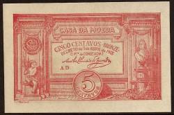 Portugal 5 Centavos PK 98 (5-4-1.918) S/C