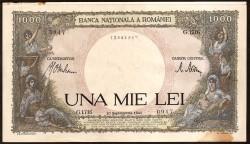 Rumanía 500 Lei PK 52 (10-9-1.941) MBC