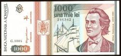 Rumanía 1.000 Lei PK 102 (5-1.993) S/C
