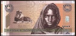 Somalilandia 1.000 Shillings PK CS1 (2.006) S/C